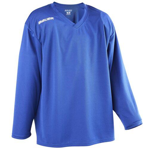 Bauer Eishockey-Trikot B200 Erwachsene blau