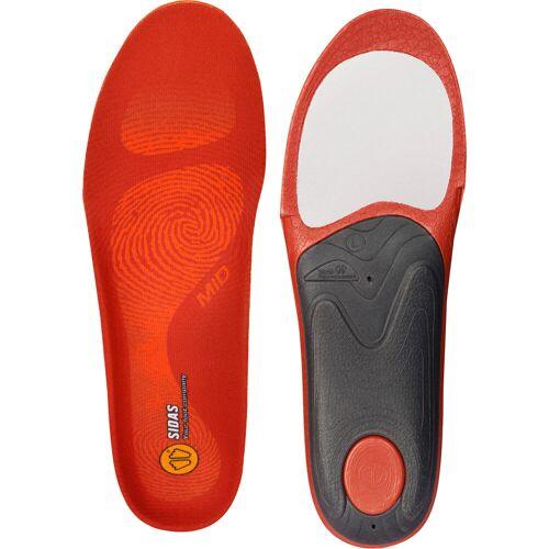 Sidas Skischuhe Einlegesohlen normale Fußwölbungen