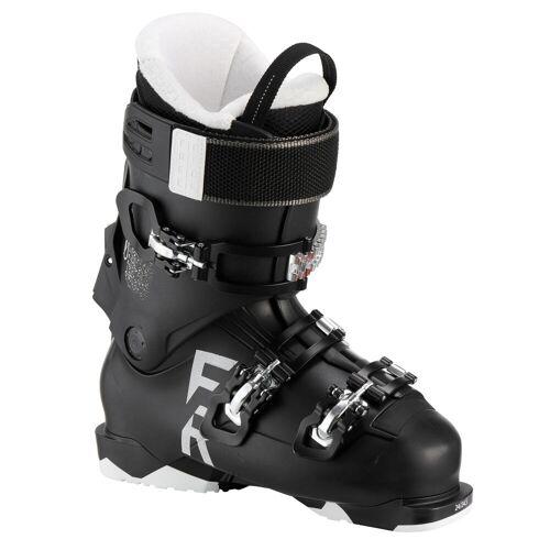 WEDZE Skischuhe Freeride 100 Frauen schwarz
