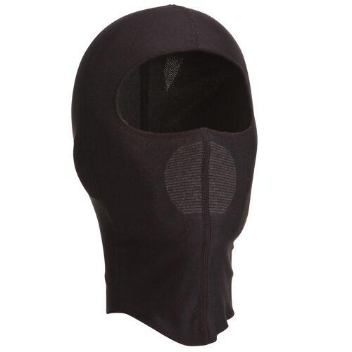 WEDZE Unterhelm-Mütze Unterziehmütze Erwachsene schwarz