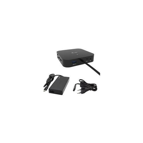 i-tec USB-C Dual Display Docking Station, Dockingstation