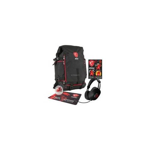 MSI Gaming Xmas Pack, Rucksack