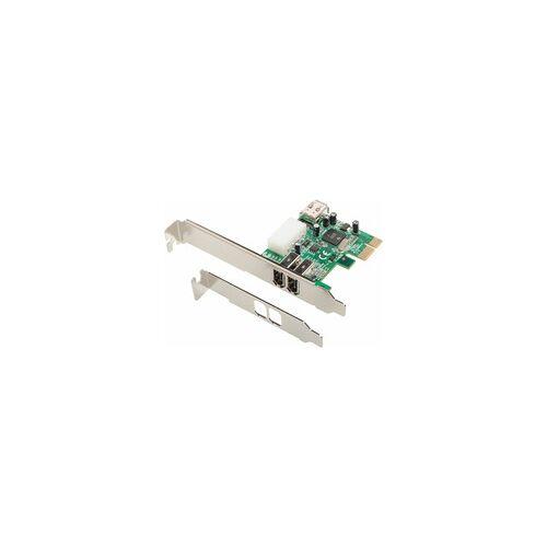 Dawicontrol DC1394 PCIe, Controller