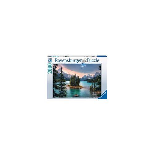 """Ravensburger Puzzle """"Spirit Island"""" Canada"""