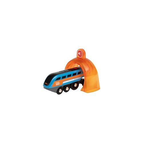 BRIO Smart Tech Sound Lok mit Aufnahmefunktion, Bahn
