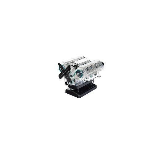 Franzis V8-Motor, Modellbau