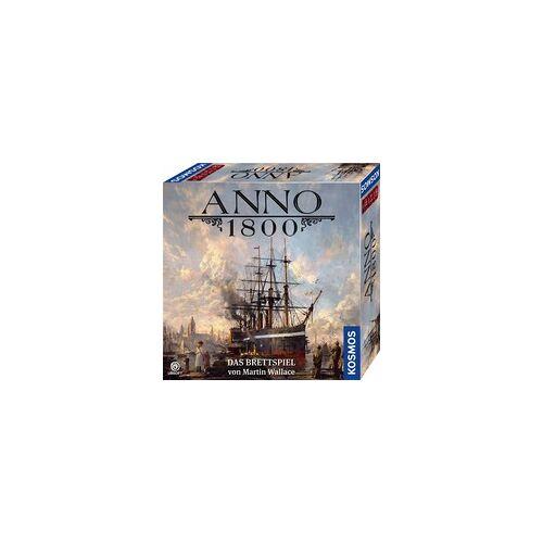 Kosmos Anno 1800, Brettspiel