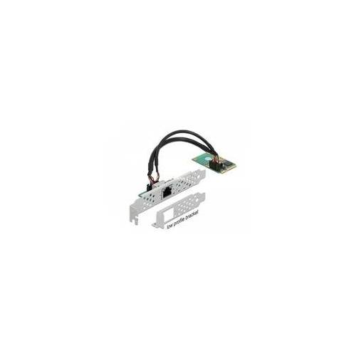 Delock MiniPCIe I/O PCIe LAN 1xRJ45 i210, LAN-Adapter