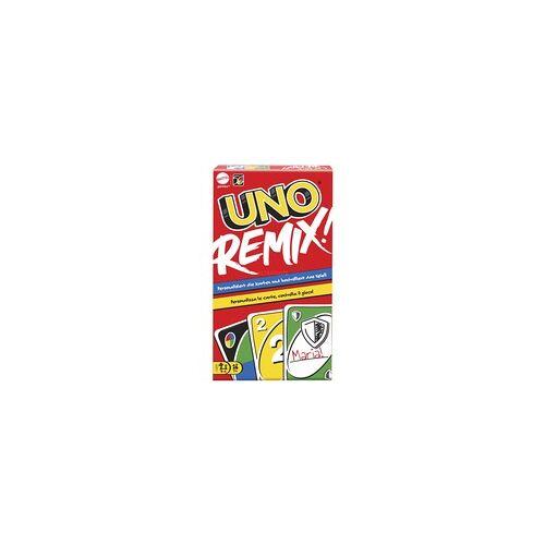 MATTEL GAMES UNO Remix - individuell gestaltbares Kartenspiel