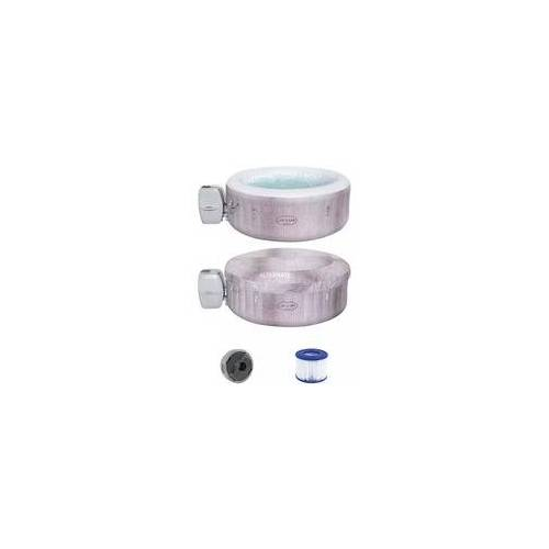 Bestway Whirlpool LAY-Z-SPA Cancun AirJet, Schwimmbad