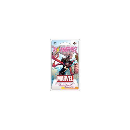 Asmodee Marvel Champions: Das Kartenspiel - Ms. Marvel