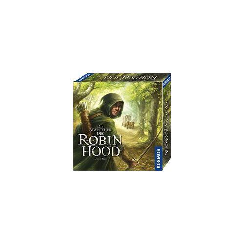 Kosmos Die Abenteuer des Robin Hood, Brettspiel