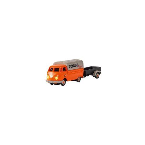 Carson VW T1 Bus Dunlop mit Anhänger, RC
