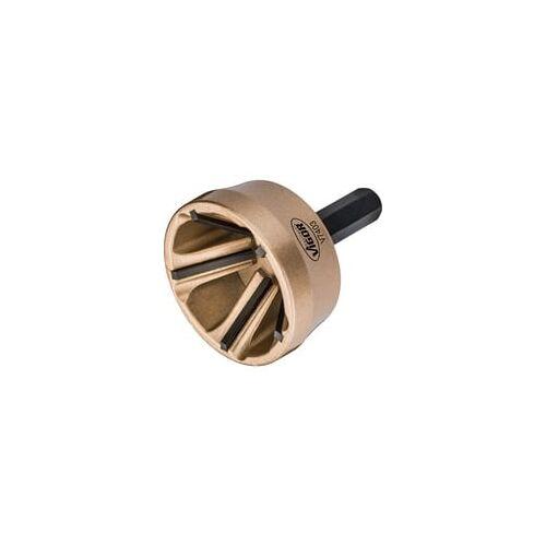 Vigor Außen-Entgrater V7403, 13 bis 35mm, Rohr-Entgrater