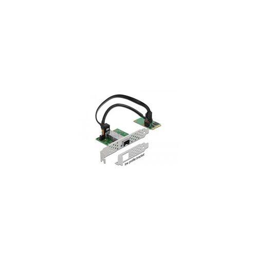 Delock MiniPCIe I/O PCIe LAN 1xSFP i210, LAN-Adapter