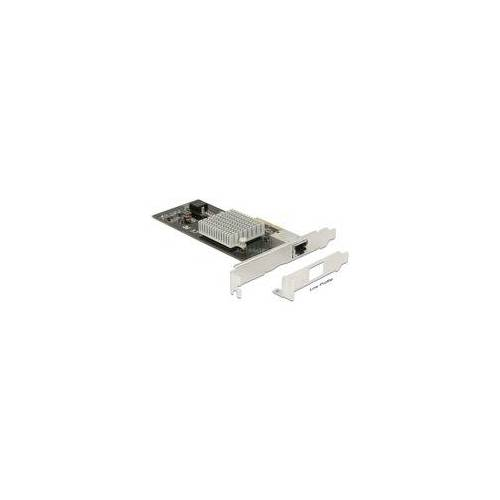 Delock PCIe 10 GbE Netzwerkkarte 89521, LAN-Adapter
