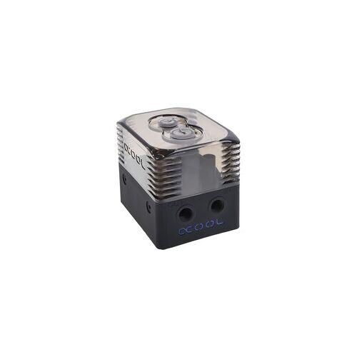 Alphacool Eisstation DDC inkl Laing DDC-1T Pumpe, Ausgleichsbehälter
