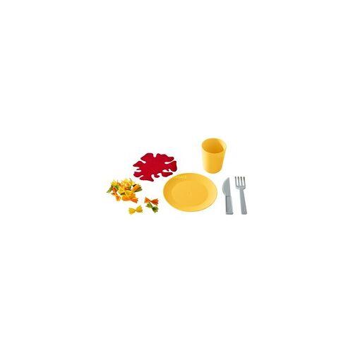 HABA Mittagessen-Set Nudelpfanne, Spielküche