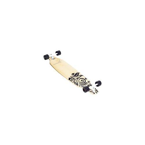 Muuwmi Longboard ABEC 7 Wood, Skateboard