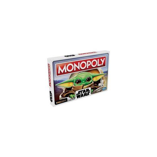 Hasbro Monopoly Star Wars - Das Kind, Brettspiel