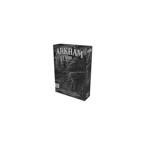 Asmodee Arkham Noir - Fall 2: Vom Donner erweckt, Kartenspiel