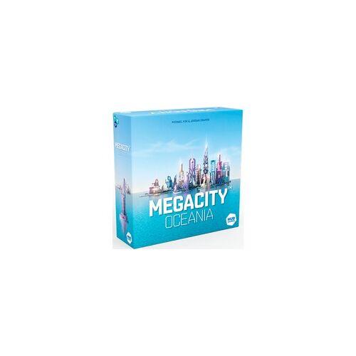 Asmodee MegaCity: Oceania, Brettspiel