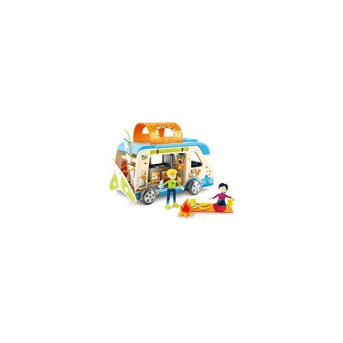Hape Abenteuer-Van, Puppenzubehör