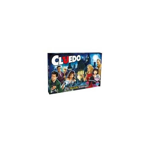 Hasbro Cluedo, Brettspiel