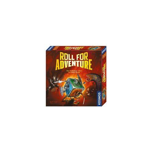 Kosmos Roll for Adventure, Brettspiel