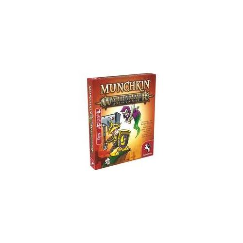 Pegasus Munchkin Warhammer Age of Sigmar, Kartenspiel