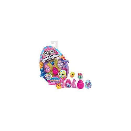 Spin Master Hatchimals CollEGGtibles - Cosmic Candy Multipack mit 4 Hatchimals, Spielfigur