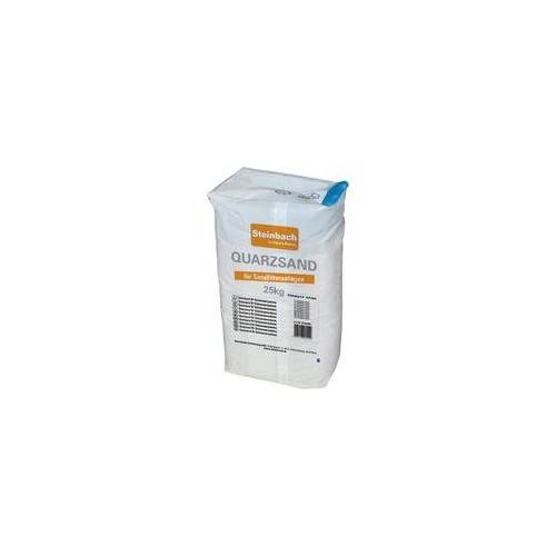 Steinbach Quarzfiltersand, Filtermaterial