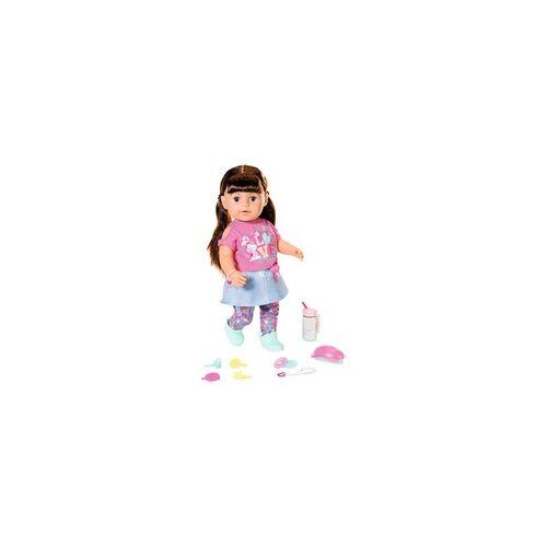 Zapf Creation BABY born® Soft Touch Sister brünett, Puppe