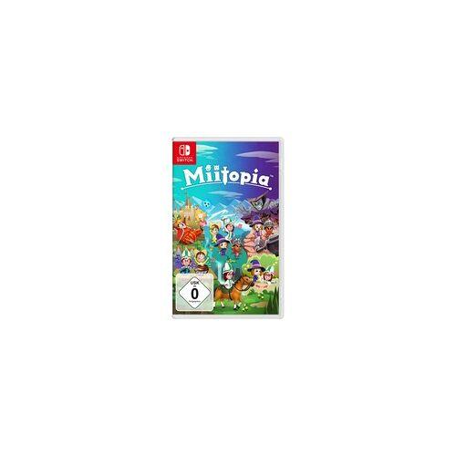 Nintendo Miitopia, Nintendo Switch-Spiel
