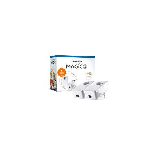 Devolo Magic 2 LAN 1-1-2 Starter Kit, Powerline