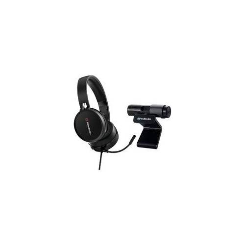Avermedia Videokonferenz-Kit 317 (Webcam + Headset)