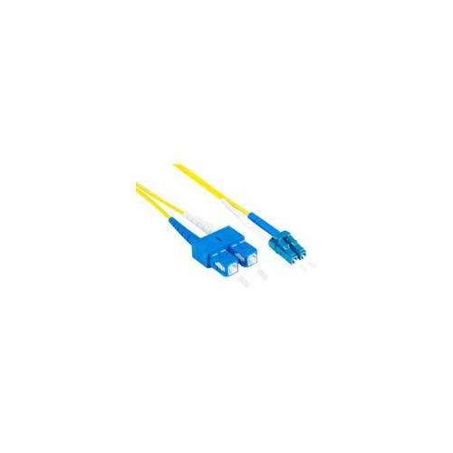Good Connections Patchkabel LWL Duplex LC-SC Singlemode OS2