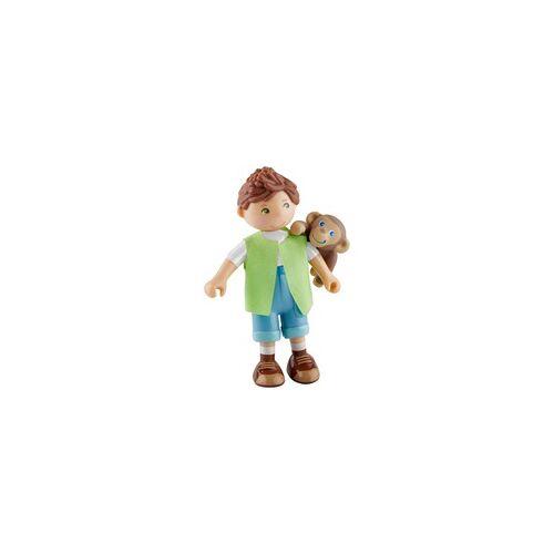 HABA Little Friends - Julius und Affenbaby, Spielfigur