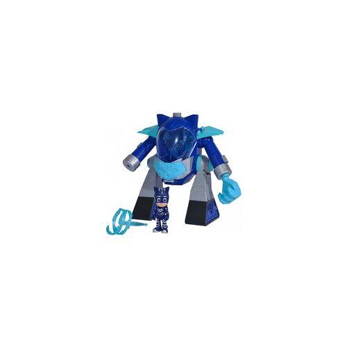 Simba PJ Masks Turbo Roboter Catboy, Spielfigur