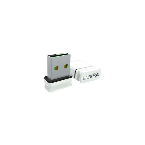 Inter-Tech DMG-02 Wi-Fi 4 USB Nano, WLAN-Adapter