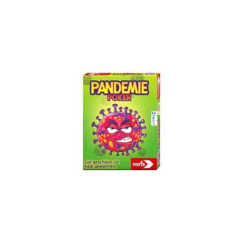 Noris Pandemiepoker, Kartenspiel
