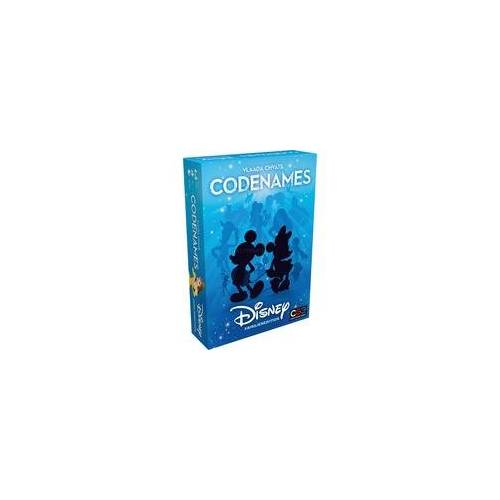 Asmodee Codenames Disney Familienedition, Brettspiel