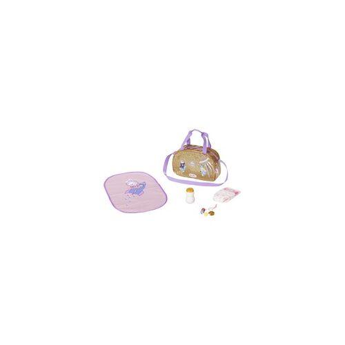 Zapf Creation BABY born® Happy Birthday Wickeltasche, Puppenzubehör
