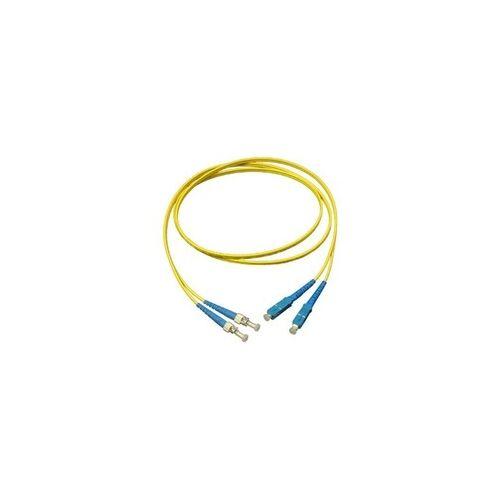 Good Connections Patchkabel LWL Duplex OS2 (Singlemode, 9/125) ST/SC
