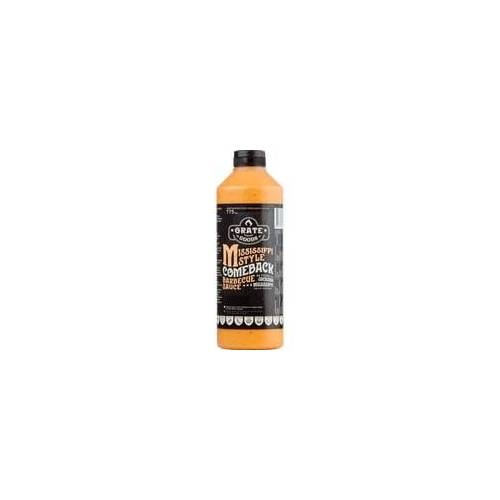 Grate Goods Mississippi Comeback Barbecue Sauce
