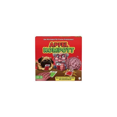 Mattel Games Apfelkompott, Partyspiel