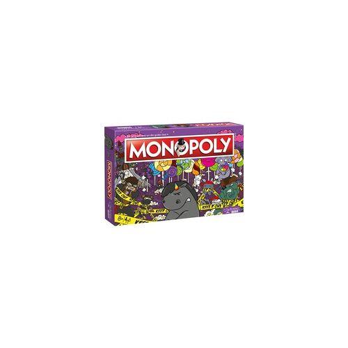 Winning Moves Monopoly - Grummeleinhorn, Brettspiel