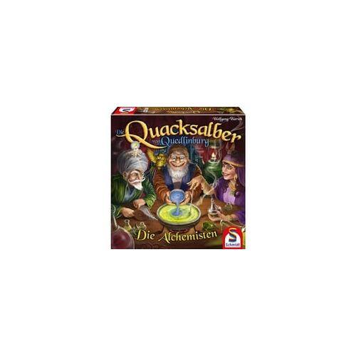 Schmidt Spiele Die Quacksalber von Quedlinburg: Die Alchemisten, Brettspiel