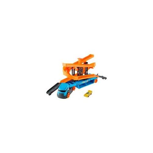 Hot Wheels Mega Action Transporter, Spielfahrzeug