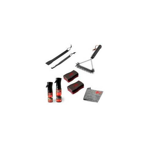 Weber Reinigungs-Set für Q und Pulse, Reinigungsmittel